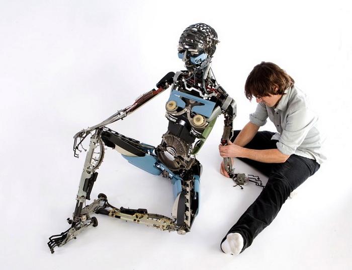 Роботы Jeremy Mayer