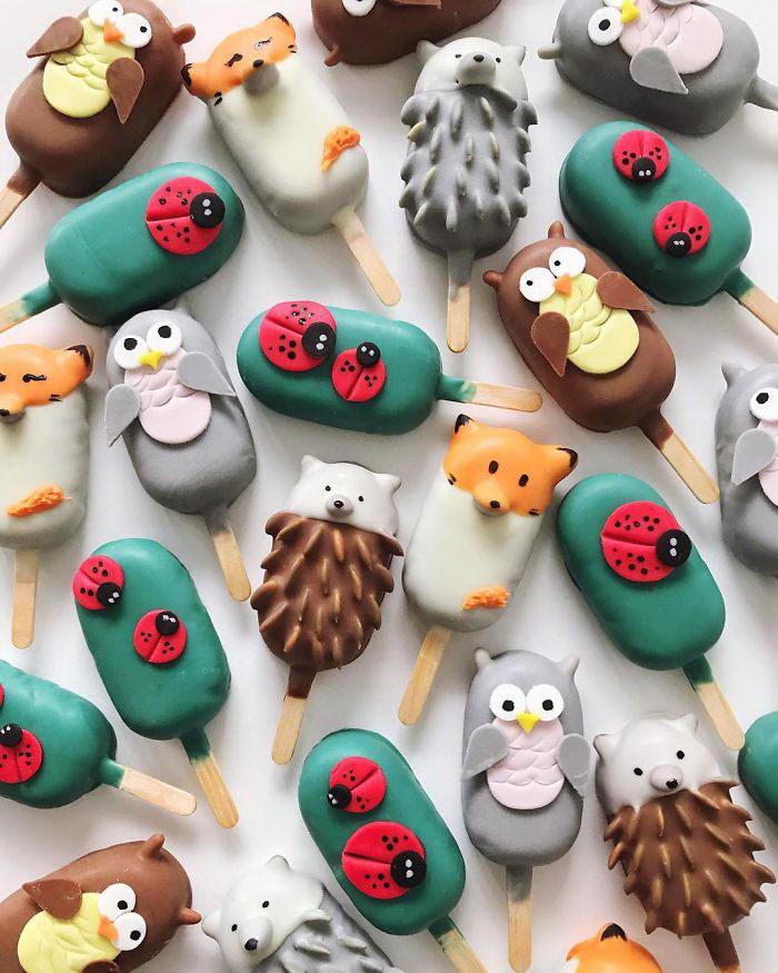 Невероятно аппетитные десерты Raymond Tan