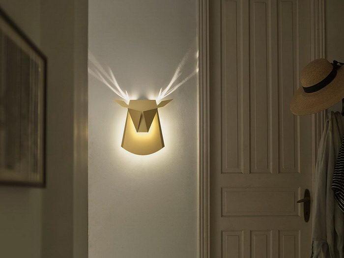 Стильные интерьерные светильники Chen Bikovski