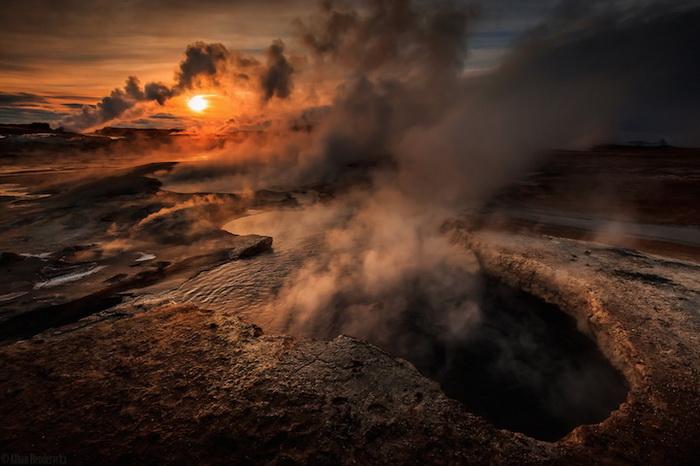 Фотографии природы Alban Henderyckx