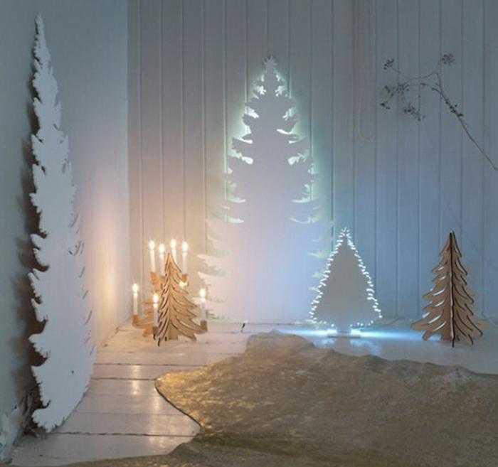 Необычные новогодние елки