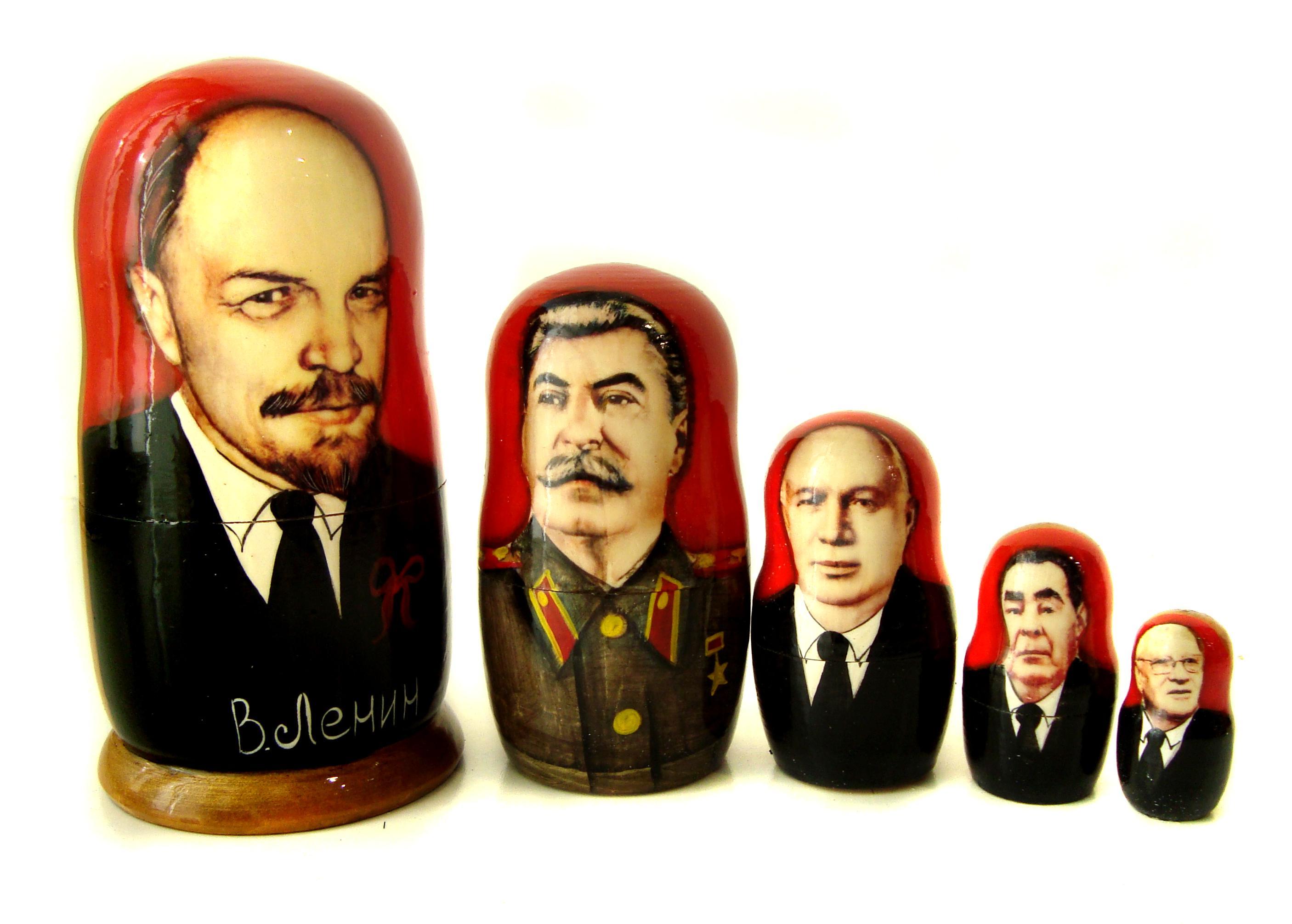 Русская матрешка и ее история