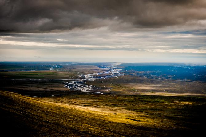 Исландия в фотографиях Kimmo Savolainen