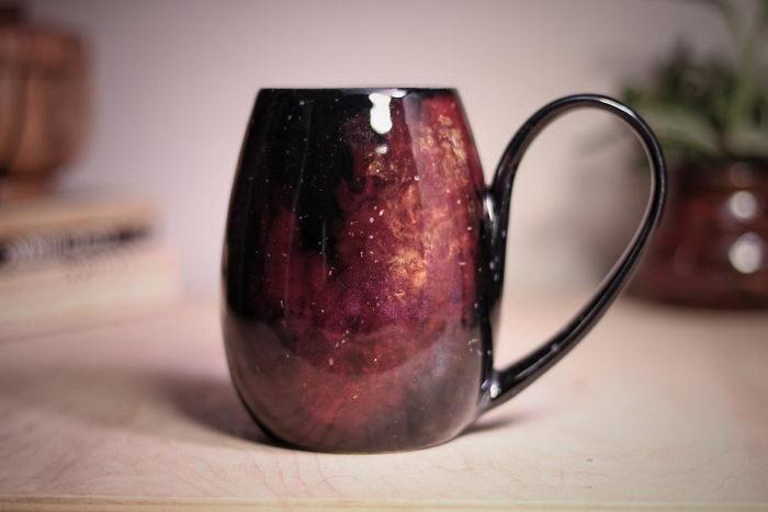Галактическая керамика Amanda Joy Wells