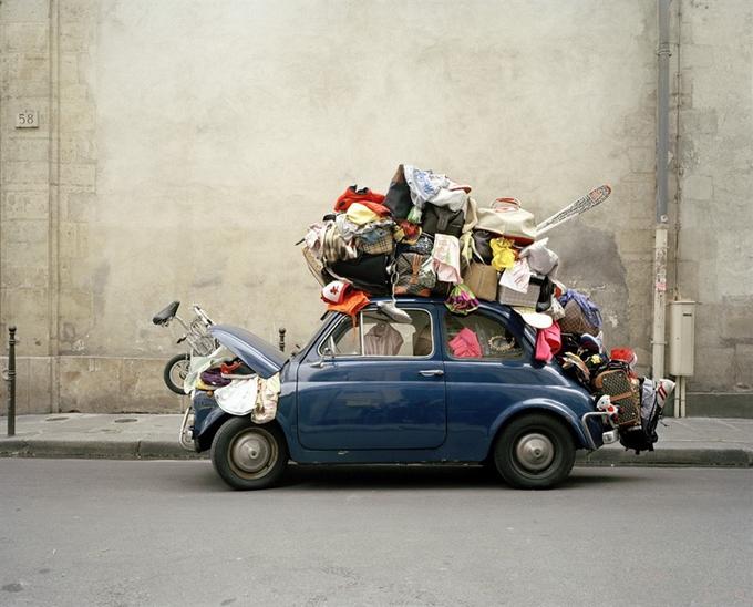 Сюрреалистические фото Gregoire Alexandre
