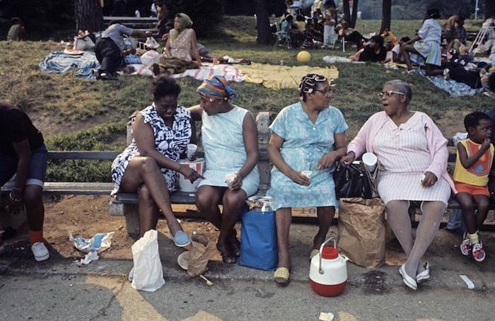 Гарлем 1970-го года в фотографиях Jack Garofalo