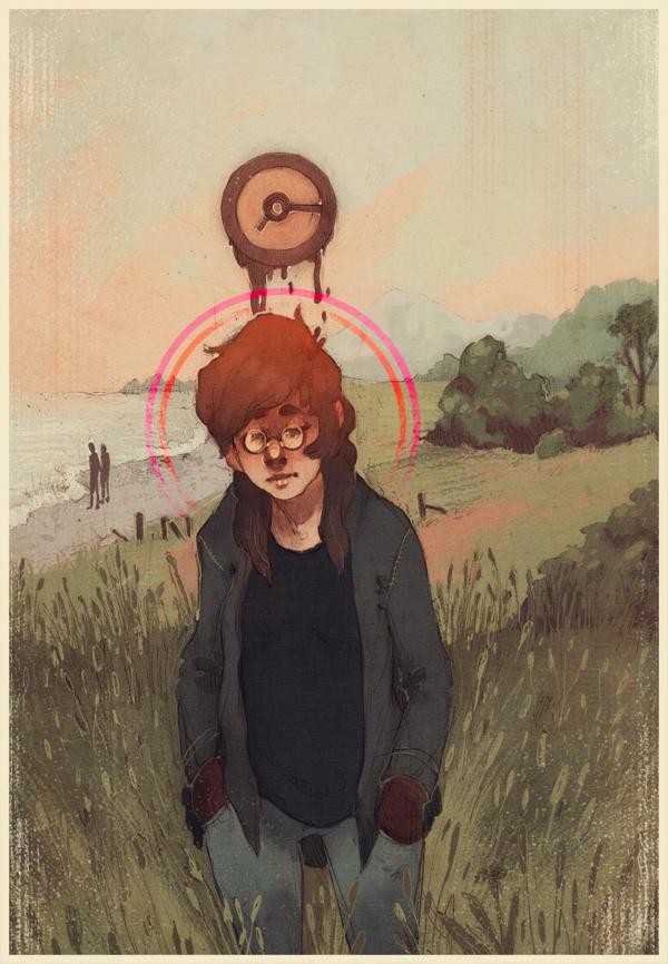 Иллюстрации James Fenner