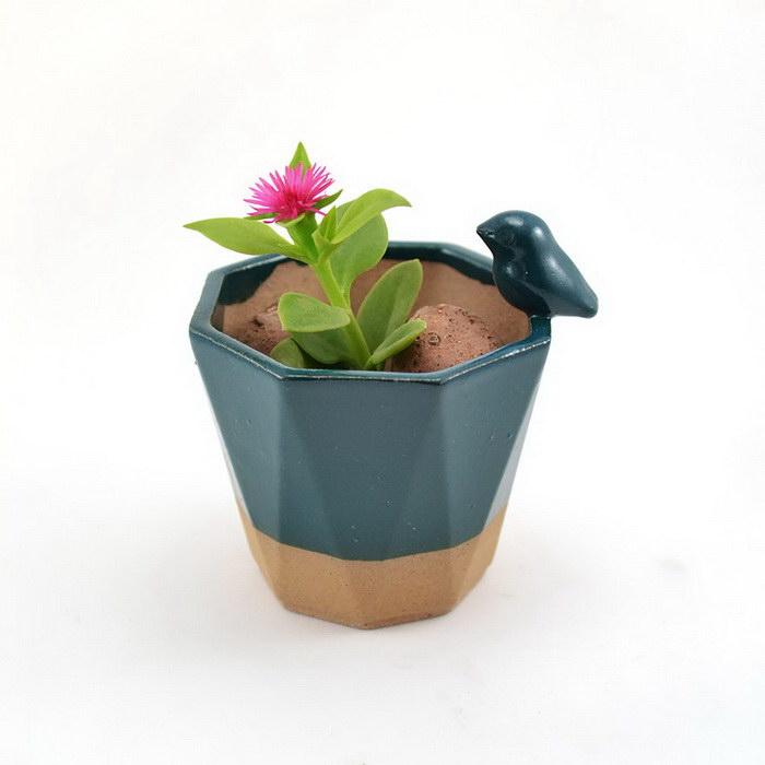 Маленькие горшочки для цветов Priscilla Ramos