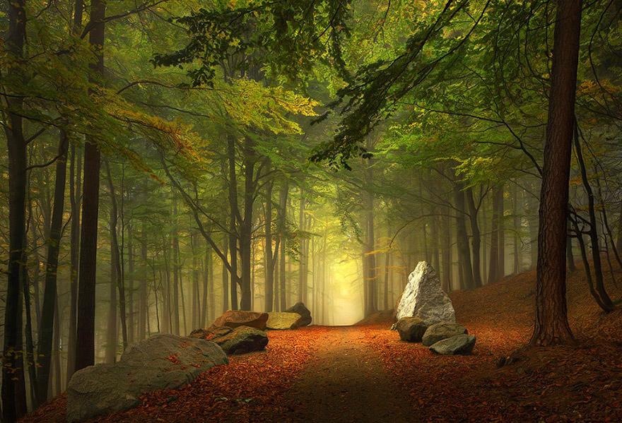 Мистические фотографии Kilian Schoenberger