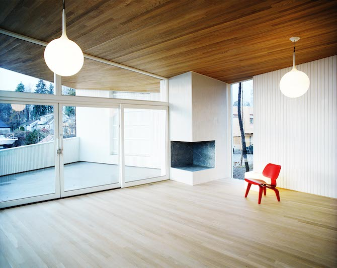 Норвежский домик