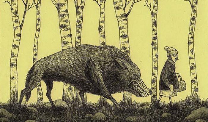 Рисунки John Kenn Mortensen