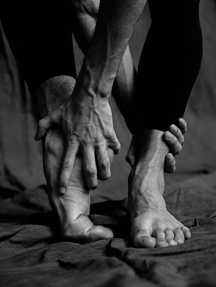 Танцоры французского балета в фотографиях Matthew Brookes