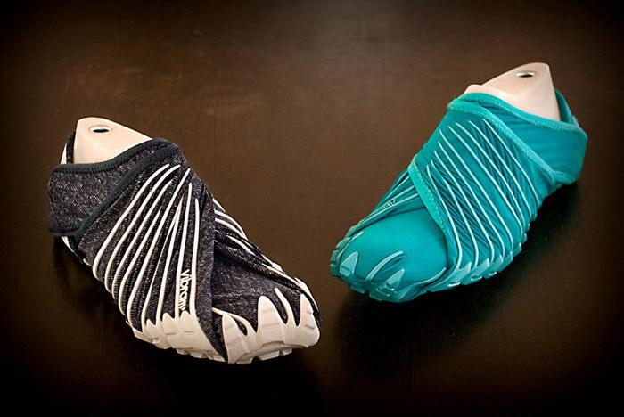 Необычные японские кроссовки, которые идеально прилегают к ноге