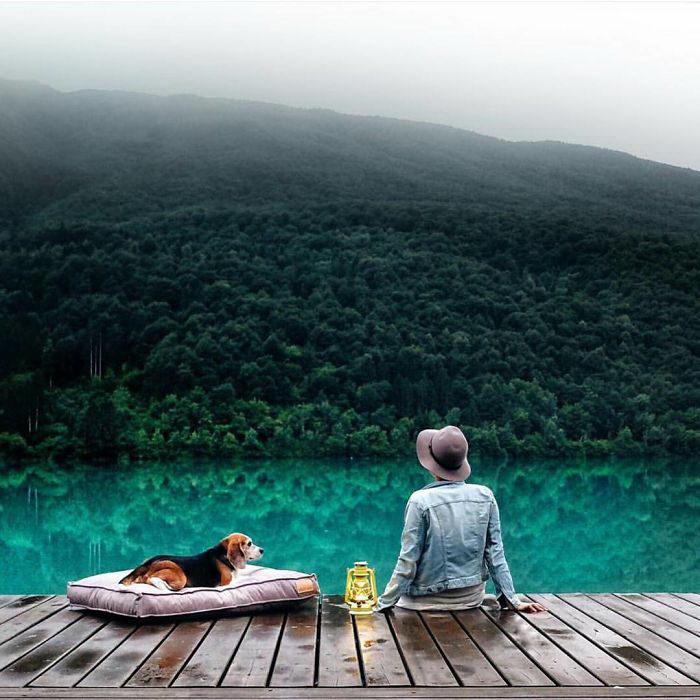 Инстаграм true.living, посвященный радостям жизни в путешествиях