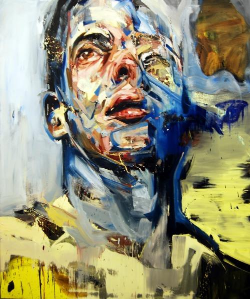 Мужские портреты от Andrew Salgado