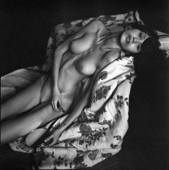 Чувственные женщины в фотографиях Дмитрия Чапала