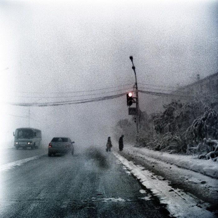 Холодный Якутск: фотографии Steeve Iuncker
