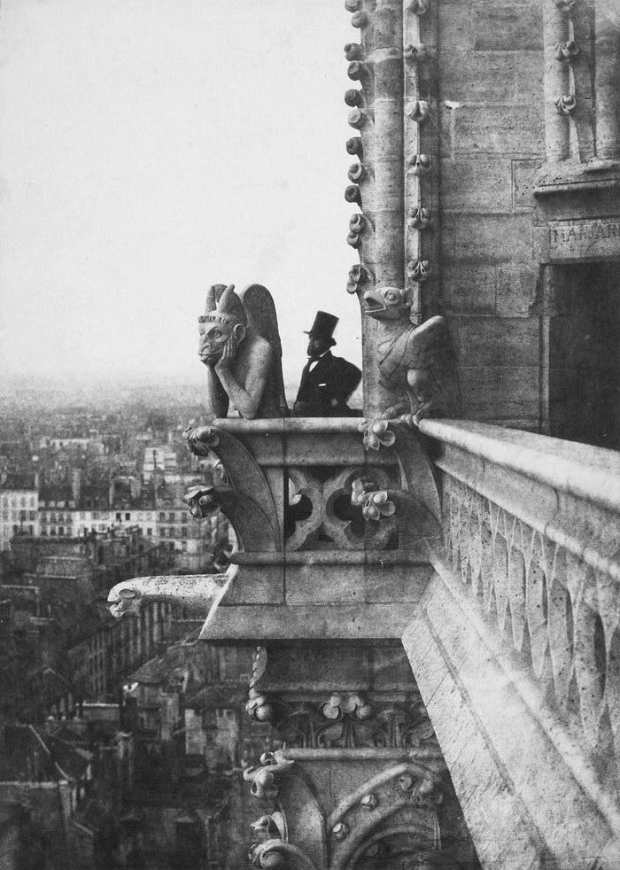 Париж в середине XX века