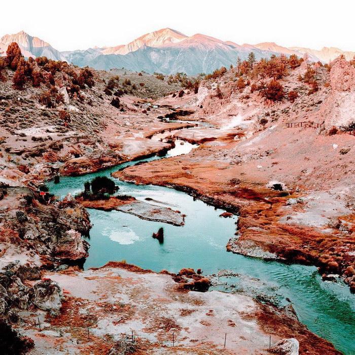 Природа США в фотографиях Bryan Castaneda