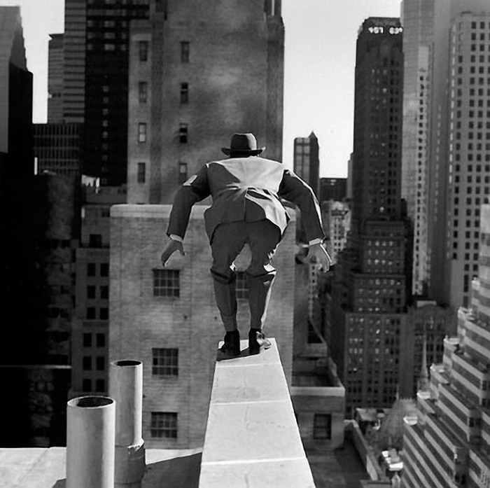 Черно-белые шедевры Rodney Smith