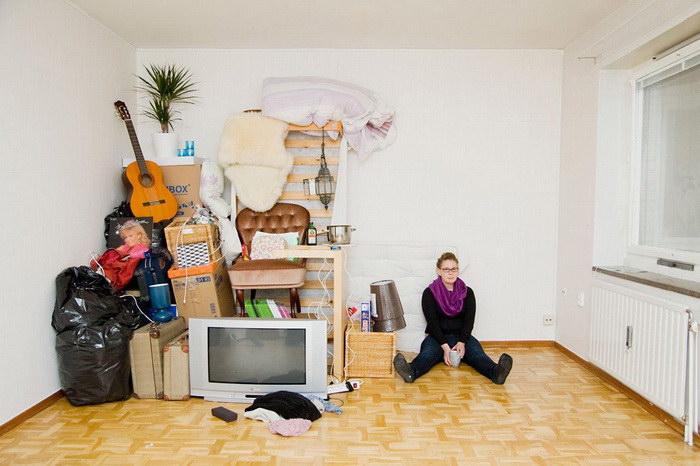 «Все, что у меня есть»: проект Sannah Kvist