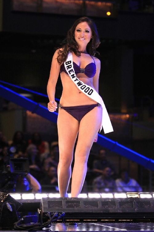 Мисс Калифорния 2009