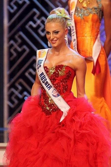 Виктория Радочинская — победительница Миссис мира 2009
