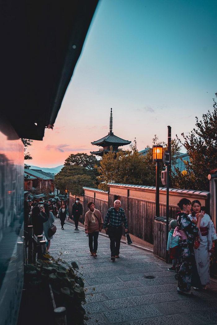 Магический Киото в фотографиях Steve Roe