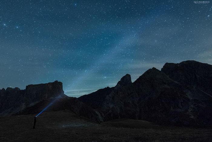 Доломитовые Альпы в снимках Anita Demianowicz