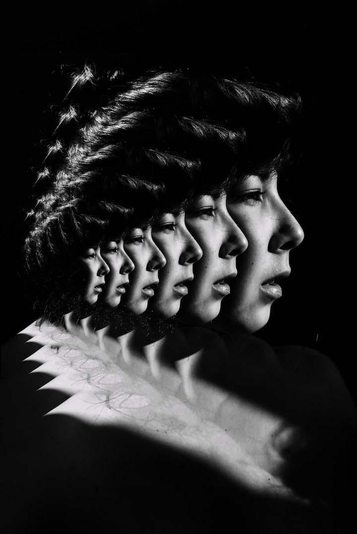 Необычные автопортреты Luciana Urtiga