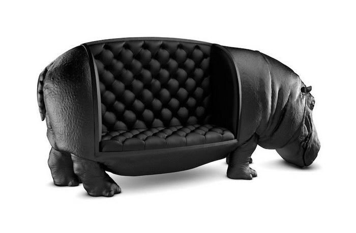Необычная мебель Maximo Riera
