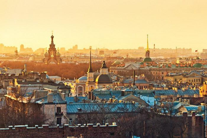 10 фактов о Санкт-Петербурге