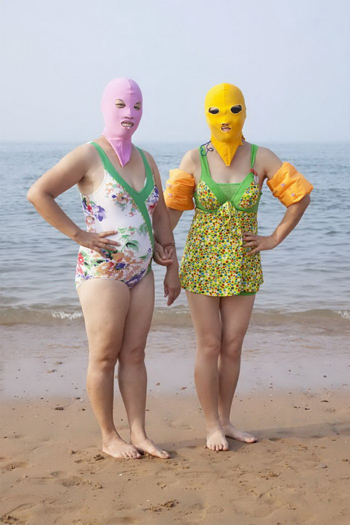 Как выглядит «китайское бикини»