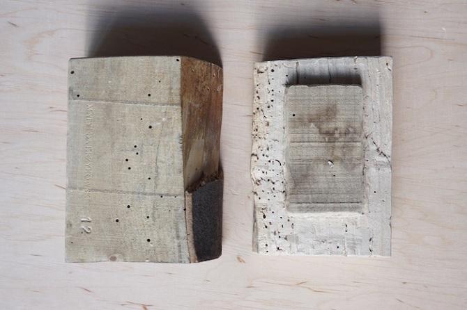 Деревянные столовые приборы Matylda Krzykowski