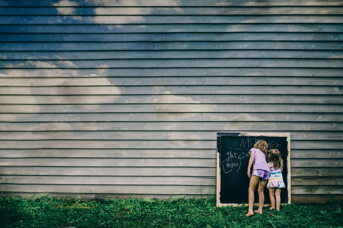Фотографии детей Kate T. Parker
