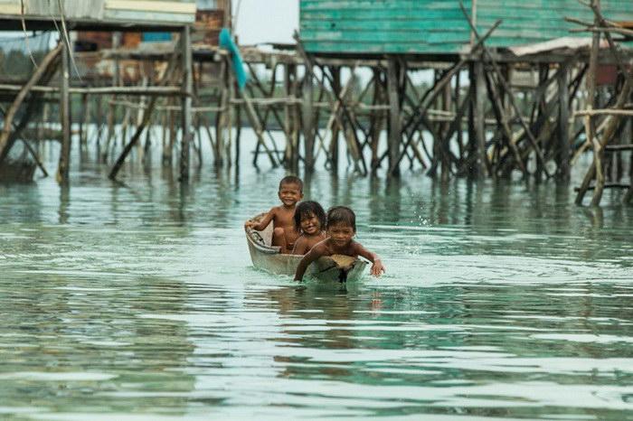 Bajau Laut: племя Баджао, живущее в настоящем раю