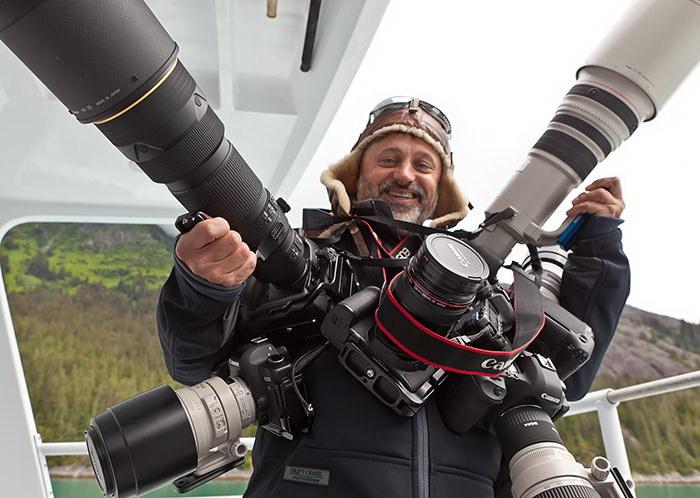 30 фотографов, которые пойдут на все ради удачного кадра