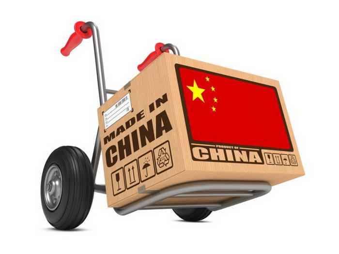 товар из китая