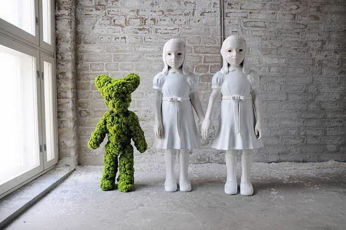 Скульптуры Kim Simonsson