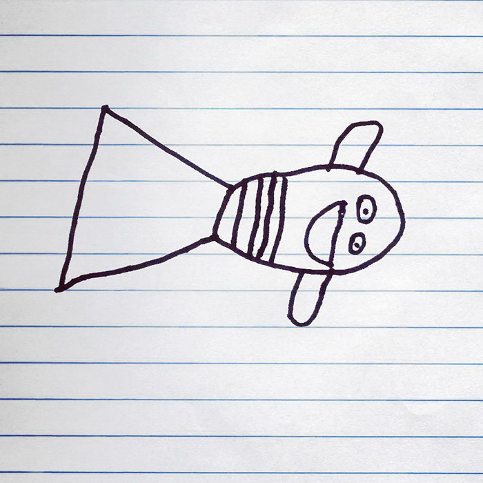 Рисунки ребенка в реальность: проект Things i have drawn