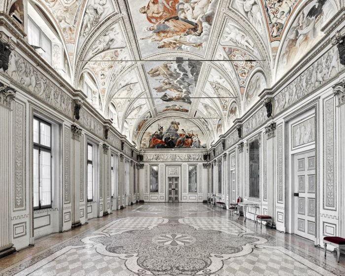 Итальянская архитектура глазами David Burdeny