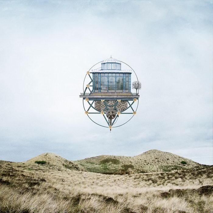 Летающие дома Matthias Jung