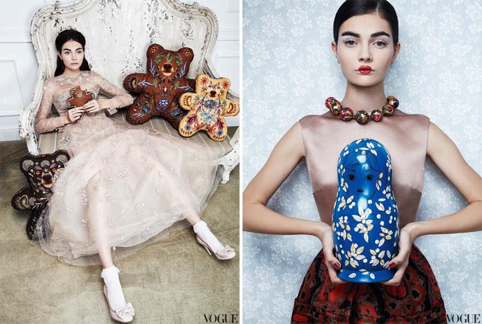 Одежда От Русских Дизайнеров