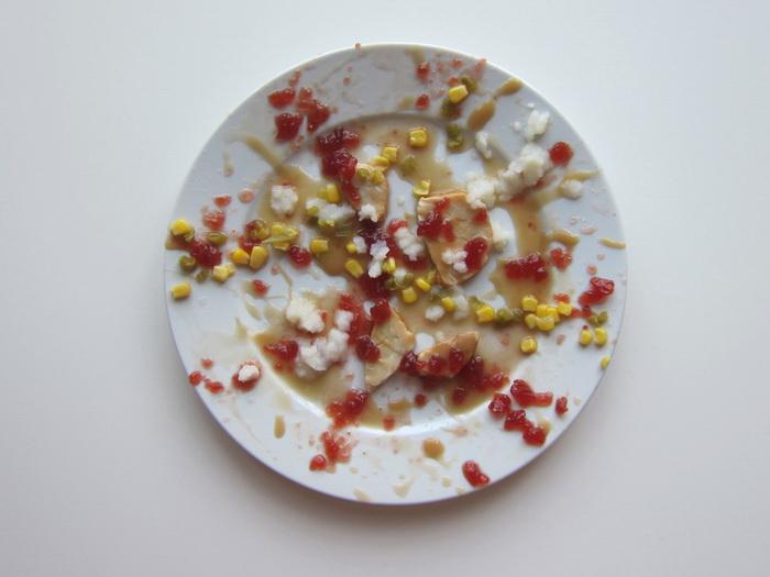Как бы оформили блюдо известные художники?
