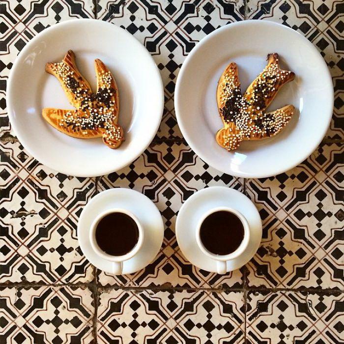 Парные завтраки, которые пробудят аппетит в ком-угодно