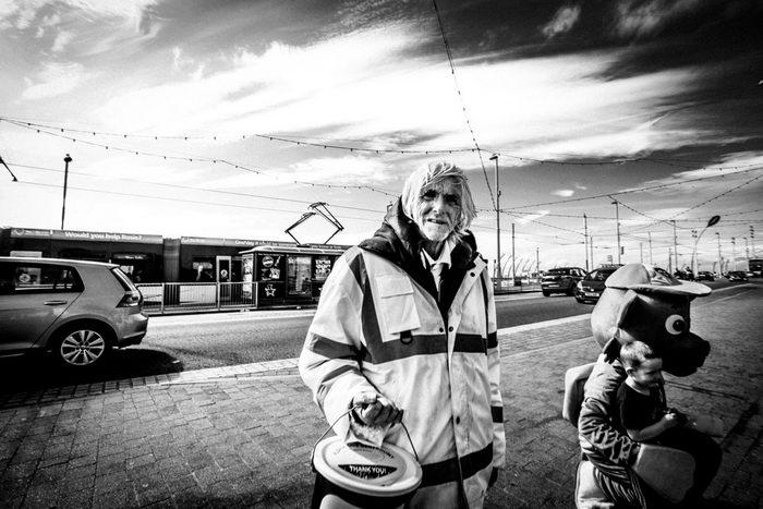 Город-порт Блэкпул в фотографиях Benita Suchodrev