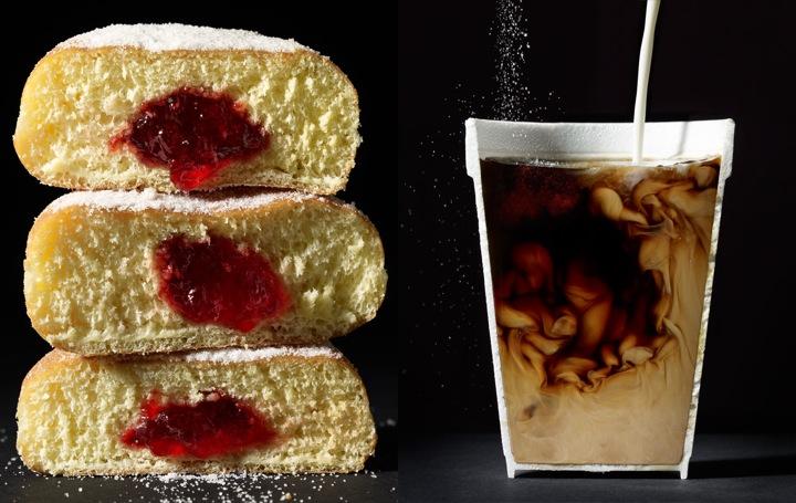 Еда в сечении: проект Beth Galton и Charlotte Omn?s