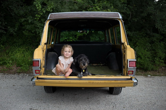 Животные из приюта: фотографии Theron Humphrey