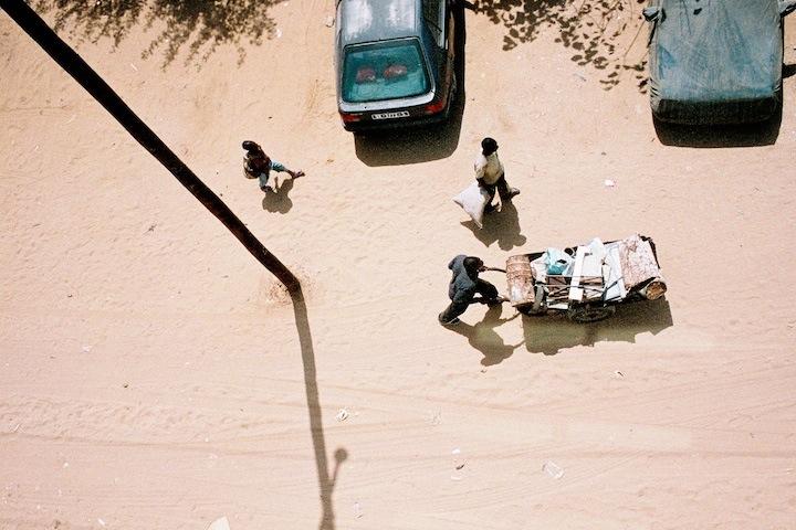 Сенегал в фотографиях Christophe Negrel