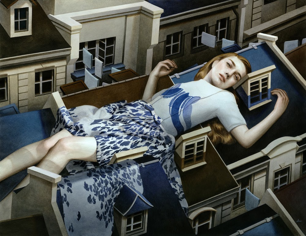 Картины Tran Nguyen
